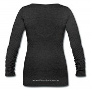 #WitchyBabe - Scoop Neck Long Sleeve Black